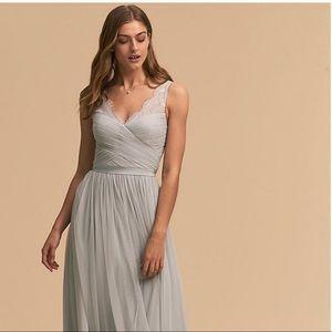 BHLDN (Anthropologie) Fleur Dress in Fog